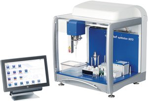 NucleoMag® DNA FFPE on the epMotion®5075t platform