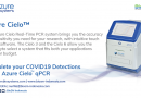 Complete your COVID19 Detections using Azure Cielo qPCR